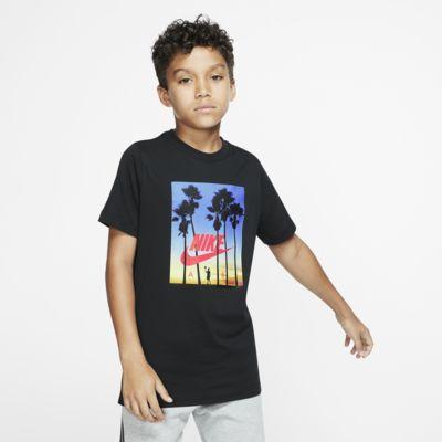 Playera para niño talla grande Nike Air Big