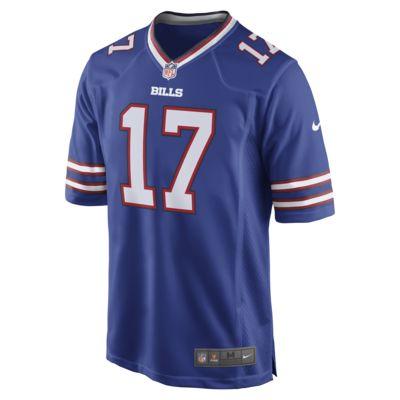 NFL Buffalo Bills Game (Josh Allen) Men's Football Jersey