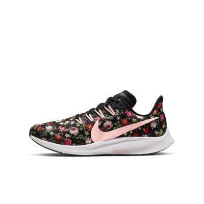 Nike Air Zoom Pegasus Vintage Floral Little/Big Kids' Shoe