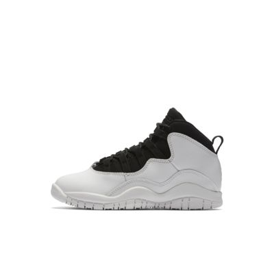 Air Jordan Retro 10 (10.5c 3y) Little Kids' Shoe. Nike.