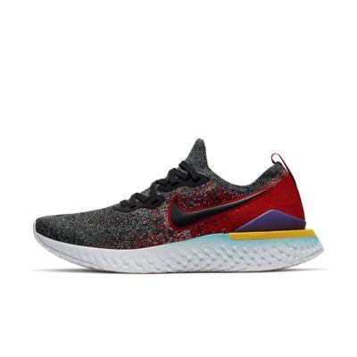 Nike Epic React Flyknit 2 男款跑鞋