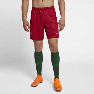 2018 Portugal Stadium Home Men's Football Shorts