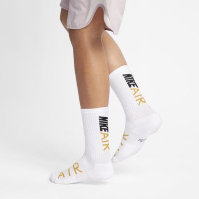 Nike Cushioned Kids' Swoosh Crew Socks (2 Pair)