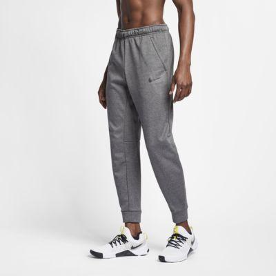 Nike Therma schmal zulaufende Trainingshose für Herren