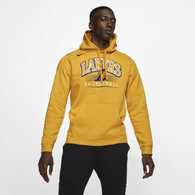 Los Angeles Lakers Nike NBA-hoodie voor heren