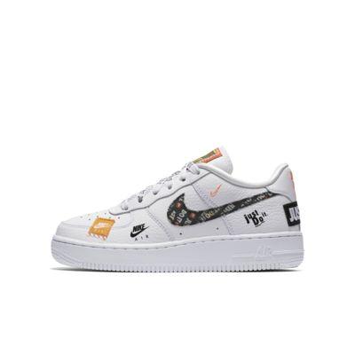 Nike Air Force 1 JDI Premium 大童鞋款