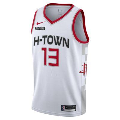 Maglia James Harden Rockets – City Edition Swingman Nike NBA