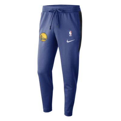 Pantalon NBA Golden State Warriors Nike Therma Flex Showtime pour Homme