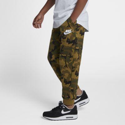 Jogger stampati Nike Sportswear Club Fleece - Bambino