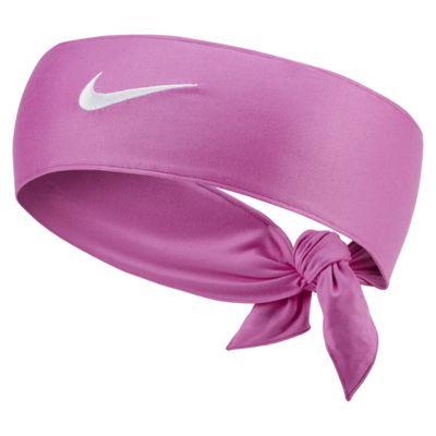 NikeCourt Dri-FIT 2.0 Cinta para el pelo de tenis con nudo