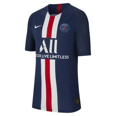 Camiseta de fútbol de local para niño talla grande Vapor Match del Paris Saint-Germain 2019/20