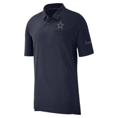 Nike Sideline (NFL Cowboys) Men's Polo