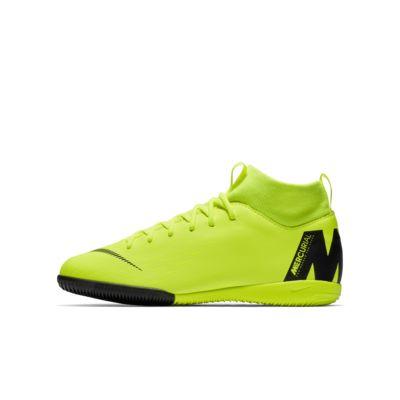 Scarpa da calcio per campi indoor Nike Jr. MercurialX Superfly VI Academy - Bambini/Ragazzi