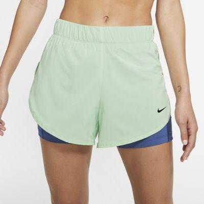 Купить Женские шорты для тренинга 2 в 1 Nike Flex