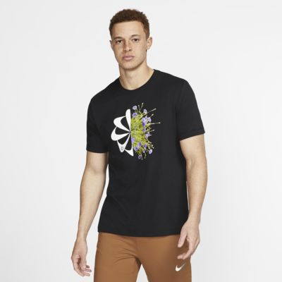 Nike Dri-FIT 男款短袖跑步上衣