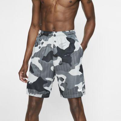 Nike Dri-FIT-camo-træningsshorts til mænd