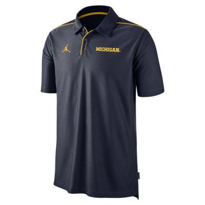Jordan College Dri-FIT Team Issue (Michigan) Men's Polo