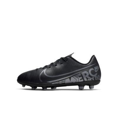 Calzado de fútbol para múltiples superficies para niños talla pequeña/grande Nike Jr. Mercurial Vapor 13 Club MG