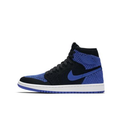 Scarpa Air Jordan 1 Retro High Flyknit - Ragazzi