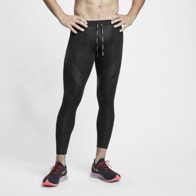 Nike Power Tech Lauf-Tights für Herren (ca. 69 cm)