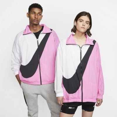 Vævet Nike Sportswear-Swoosh-jakke