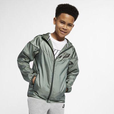 """Nike Sportswear Windrunner """"Energy"""" Big Kids' (Boys') Windbreaker"""