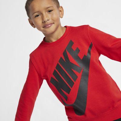 Nike Sportswear 幼童套头圆领上衣