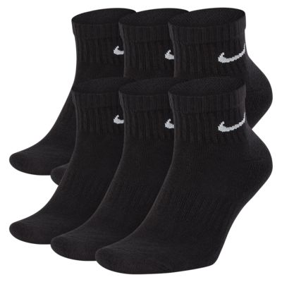 Nike Everyday Cushion Ankle Training Socks (6 Pair)