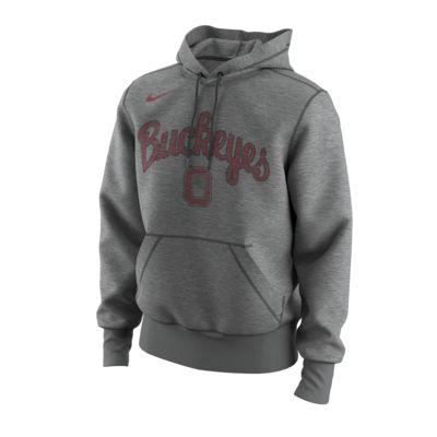 Nike College Retro (Ohio State) Men's Pullover Hoodie