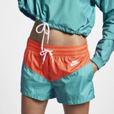 Vävda shorts Nike Sportswear Heritage för kvinnor