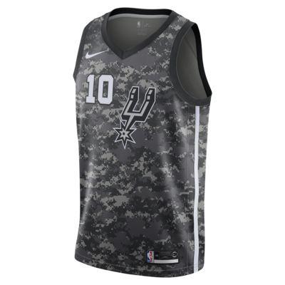 6533e9b60d1 ... Men s Nike NBA Connected Jersey. DeMar DeRozan City Edition Swingman (San  Antonio Spurs)
