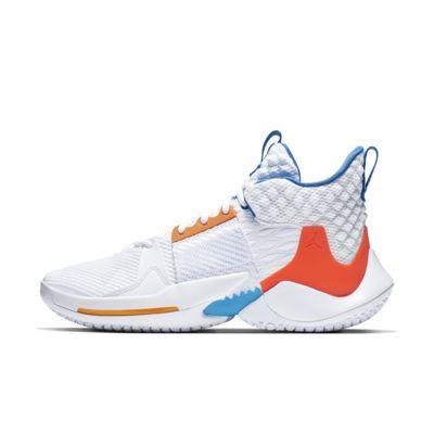 """Chaussure de basketball Jordan """"Why Not?"""" Zer0.2"""