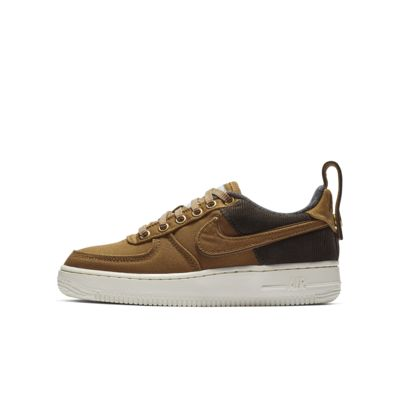 Buty dla dużych dzieci Nike Air Force 1 Premium WIP
