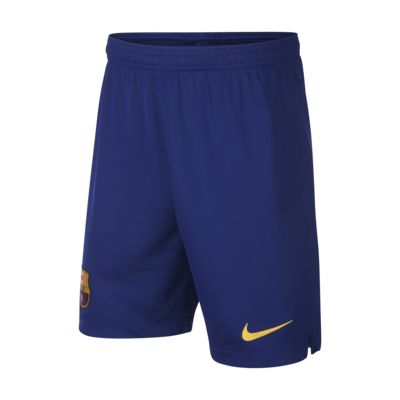 Short de football FC Barcelona 2019/20 Stadium Home/Away pour Enfant plus âgé