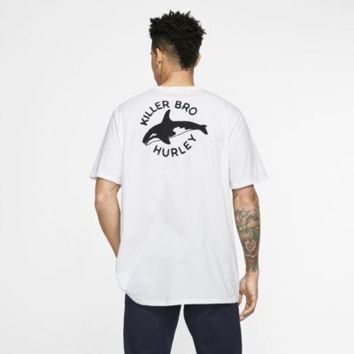 Hurley Premium Killer Bro Pocket Men's Premium Fit T-Shirt