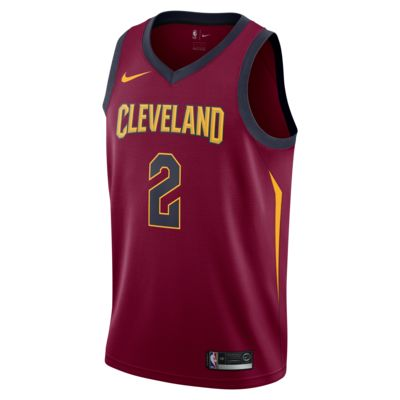 Collin Sexton Cavaliers Icon Edition Men's Nike NBA Swingman Jersey