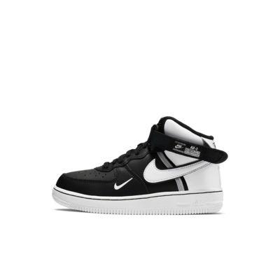 Nike Force 1 Mid LV8 2 Little Kids' Shoe
