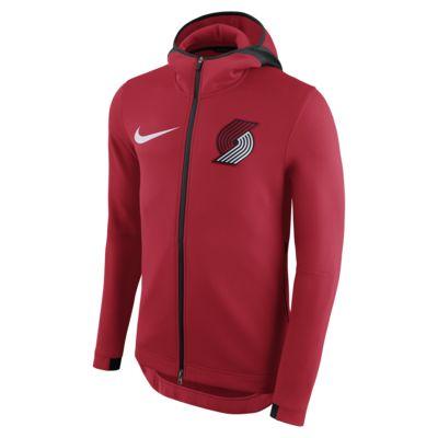 Portland Trail Blazers Nike Therma Flex Showtime Men's NBA Hoodie