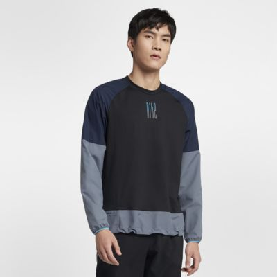 Nike Element 男子长袖跑步上衣