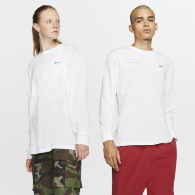 Langærmet Nike SB-skatertop i mesh