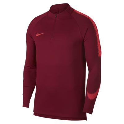 Haut de football à manches longues Nike Dri-FIT Squad Drill pour Homme