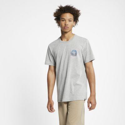 Hurley Dri-FIT Trippy Palms T-skjorte til herre