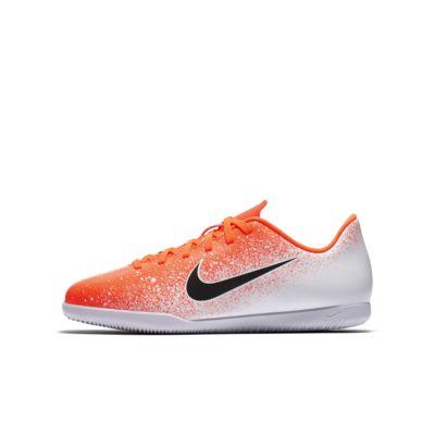 Nike Jr. MercurialX Vapor XII Club IC Younger/Older Kids' Indoor/Court Football Shoe