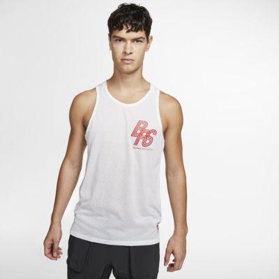 Camiseta de tirantes de running para hombre Nike Rise 365 BRS
