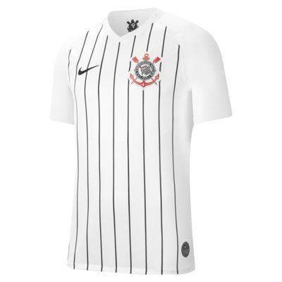 Купить S.C. Corinthians 2019/20 Stadium Home, Белый/Черный, 22755688, 12533646