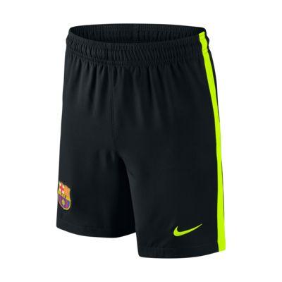 Shorts de fútbol para niños talla grande de local/visitante/alternativo/para arquero Stadium del FC Barcelona 2016/17