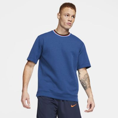 Maglia da basket a manica corta Nike Dri-FIT - Uomo