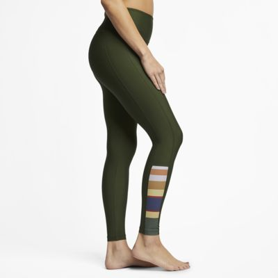 Hurley Quick Dry Pendleton Badlands Surf-Leggings für Damen