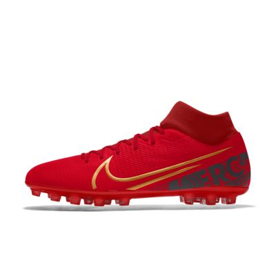 Nike Mercurial Superfly 7 Academy AG By You Custom Artificial-Grass Football Boot
