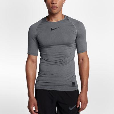 Nike Pro Kurzarm-Trainingsoberteil für Herren